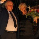 Claude Burri und Harriet Saesseli
